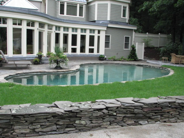 New England In Ground Pool Builders 2